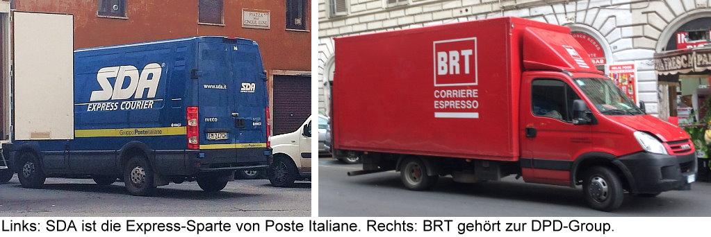 Dhl Päckchen Nach Italien