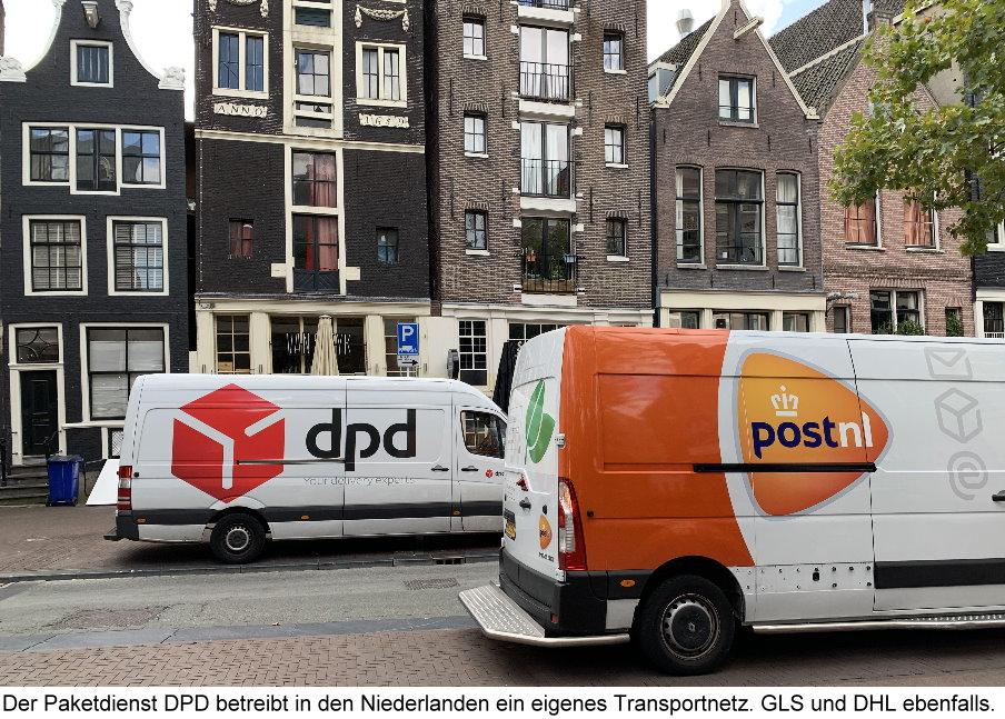 Briefporto Deutschland Nach Niederlande Post Stellt Auch Briefe Mit