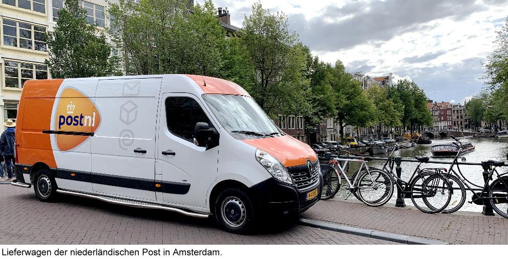Ratgeber Brief Oder Paket In Die Niederlande Verschicken
