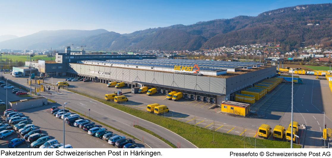 Briefe Und Pakete In Die Schweiz Verschicken