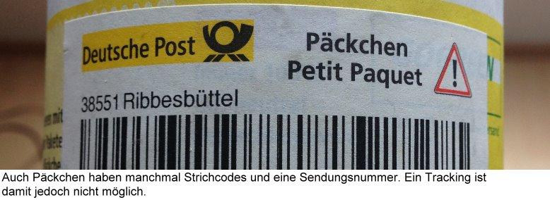 Unterschied Zwischen Päckchen Und Paket