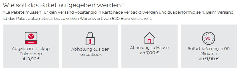 Anleitung Dpd Paket Online Kaufen Und Verschicken