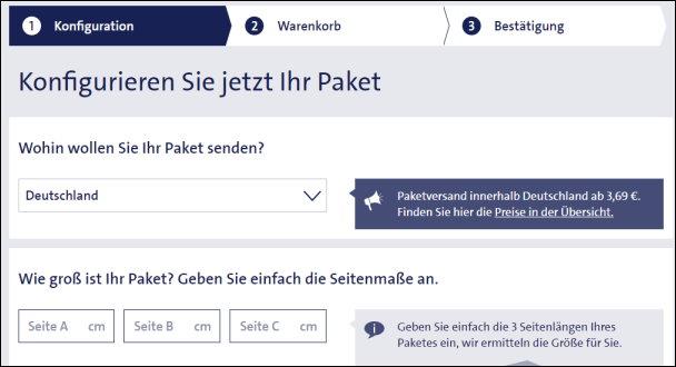 Gls Paket Verschicken Online Frankieren