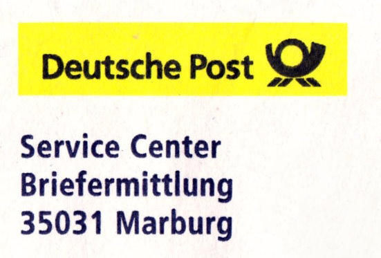 Brief Verschwunden So Arbeitet Die Post Ermittlungsstelle In Marburg