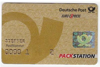 Dhl Packstation Karte.Polizei Warnt Vor Betrugsversuchen Mit Packstation Kundenkarten