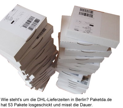 lieferzeit stichproben f r berliner dhl pakete. Black Bedroom Furniture Sets. Home Design Ideas