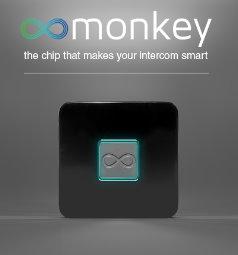 monkey l sst paketzusteller automatisch ins haus. Black Bedroom Furniture Sets. Home Design Ideas