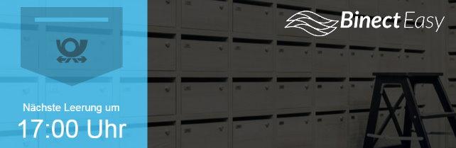 Binect Neuer Service Um Briefe Online Abzuschicken