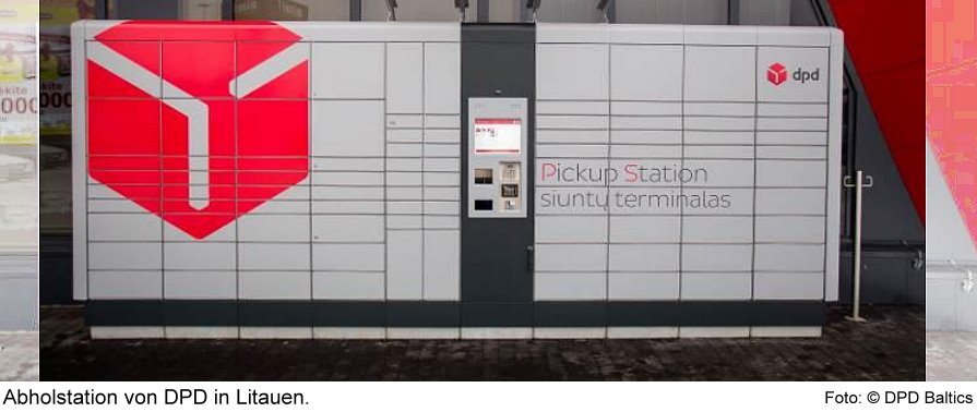 Dpd Packstation