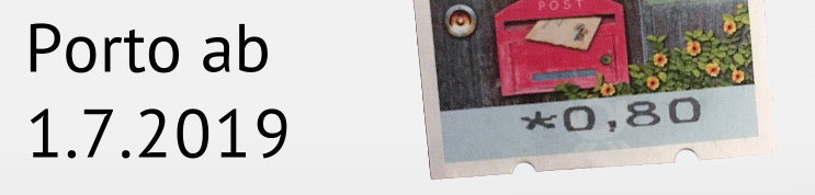 Briefporto Darf Am 142019 Erhöht Werden Aber Schwächer Als Erwartet