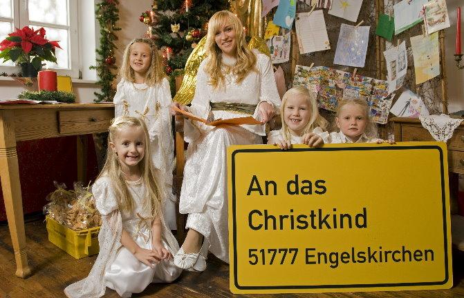 briefe an den weihnachtsmann das christkind und den nikolaus