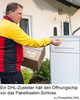 Vor und nachteile sowie varianten des dhl paketkastens for Polygon gmbh obertshausen