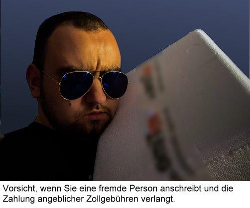 Online-Dating-Betrug im Ausland