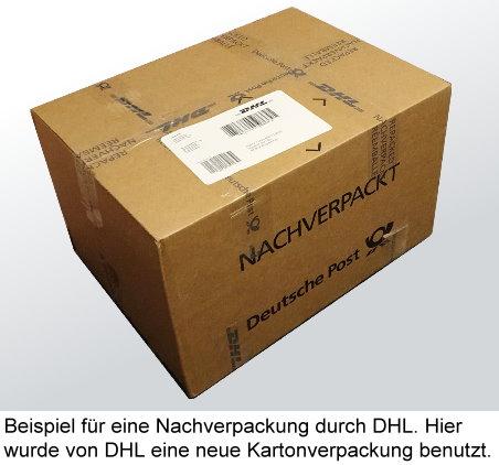 Dhl Nachverpackt